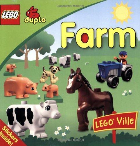 Farm [With Sticker(s)] (Lego Duplo) by Laaren Brown (20-Apr-2009) Paperback