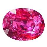 #3: S KUMAR GEMS & JEWELS Manik Stone Original Certified Burma Ruby Loose 10.25 Ratti by S KUMAR GEMS & Jewels