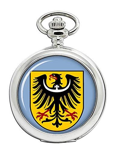 tschechischen Republik Schlesien (Deutschland) Full Hunter Taschenuhr -