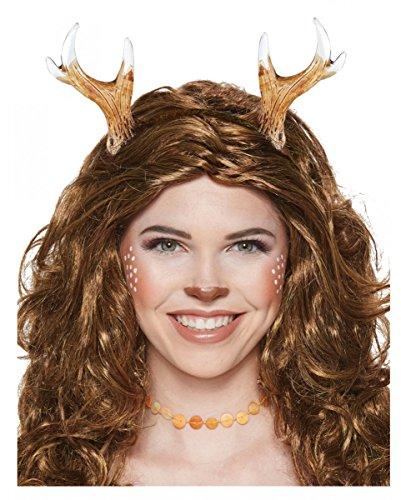 als mega Hingucker für Karneval, Cosplay Party & Junggesellinnenabschied (Bambi Halloween Kostüme)