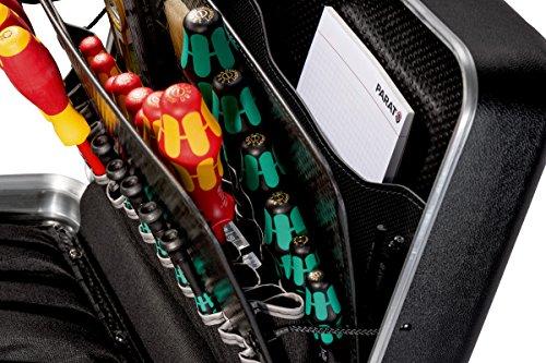 PARAT 489000171 Classic Werkzeugkoffer, King-Size-Format (Ohne Inhalt) - 3