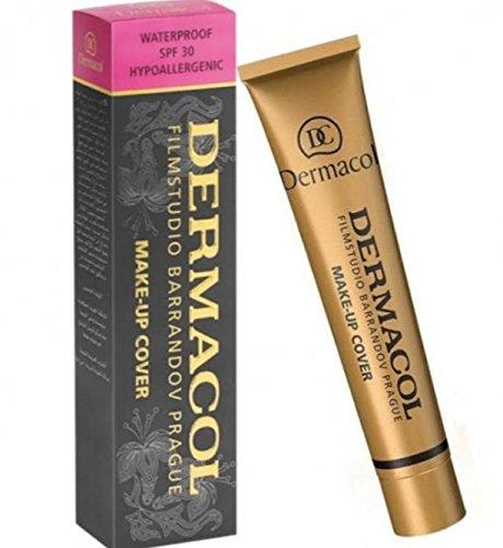 Dermacol Make-Up Cover - 208 Base de Maquillaje - 30 gr