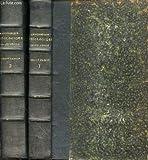 bibliotheque theologique du xix siecle droit canon tome 1 et 2 encyclopedie apologetique introduction a l ancien et au nouveau testamet archeologique biblique histoire de l eglise patrologie dogme histoire des dogmes