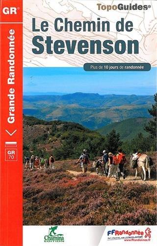 Chemin de Stevenson GR70 PN des Cevennes 2015: FFR.0700
