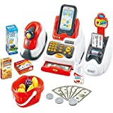 Vivir Kids Fine Quality Plastic Play Set Toys, Large(Red)