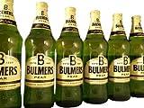 12 Flaschen Bulmers Cider Pear Orginal 4