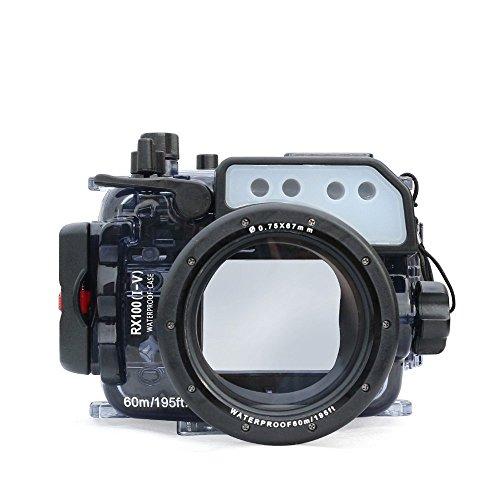 Wasserdichtes Gehäuse Fall für Sony Cyber-Shot DSC-RX100, RX-100(ALL) Sony Gehäuse