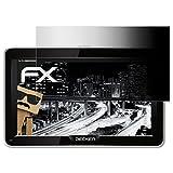 atFoliX Blickschutzfilter für Becker Professional 70 LMU Blickschutzfolie - FX-Undercover 4-Wege Sichtschutz Displayschutzfolie