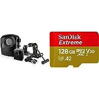 Brinno BCC2000 Baustellen ZeitrafferKamera 1080P HDR mit Gehäuse und Klemme & SanDisk Extreme microSDXC UHS-I…