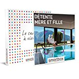Smartbox - Coffret Cadeau - Détente mère et fille - À choisir parmi 885 modelages, soins du visage ou encore accès au spa