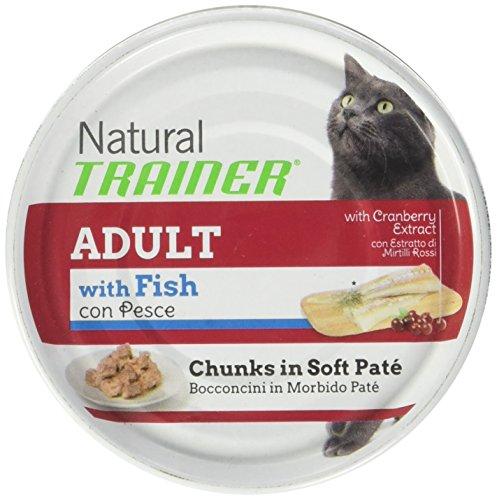 Natural Trainer Cat Pesce Gr 80