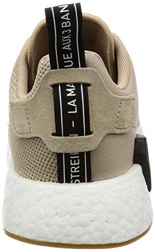Adidas Nmd_r2, Chaussures De Sport Vertes Pour Hommes (caqtra / Marsim / Negbas)