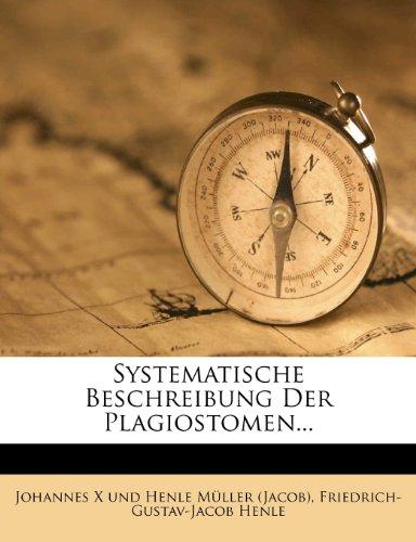 Systematische Beschreibung der Plagiostomen.