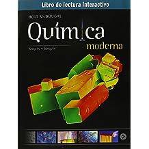 Modern Chemistry: Interactive Reader, Spanish
