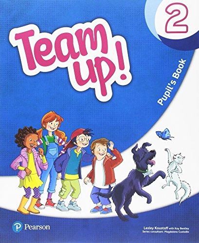 Team up! 2 pupil's book pack