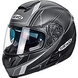 Nexo Motorradhelm Integralhelm Comfort