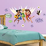 Disney Tinkerbell Fairies Wall Graphic Accent