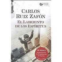 Pack: El laberinto de los espíritus (Autores Españoles e Iberoamericanos)