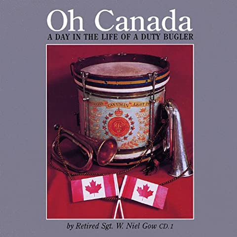 Last Post & O Canada:a Day in