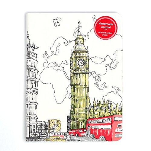 Notizbuch City - London