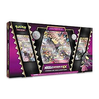 Pokemon TGC - Premium Collection - MEGAMAWILE EX - Sammelkartenspiel Box Englische Ausgabe