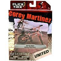 Flick Trix Finger Bike United Corey Martinez