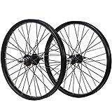 16o. 18o. 20pollici Corsa Cerchioni BMX bicicletta Ruote, 18 pollici