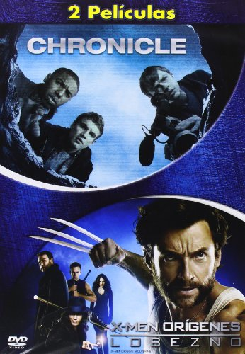 Pack: Chronicle + X-Men Orígenes: Lobezno [DVD]