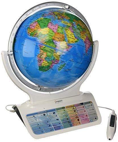 Preisvergleich Produktbild Oregon Scientific SG0218-12 Smart Globe Horizon Lern-Globus