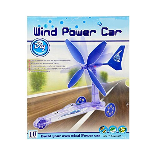 Muren Wind Power Car Teaching Kit for Future Engineers  available at amazon for Rs.429