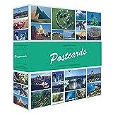 Album POSTCARDS for 600 postcards, with 50 bound sheets - Leuchtturm1917 - amazon.co.uk