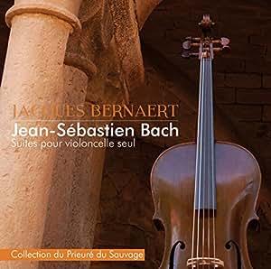 Jean-Sébastien Bach - Suites pour violoncelle seul