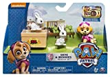 SKYE & BUNNIES RESCUE SET PAW PATROL SPINMASTER 20074196