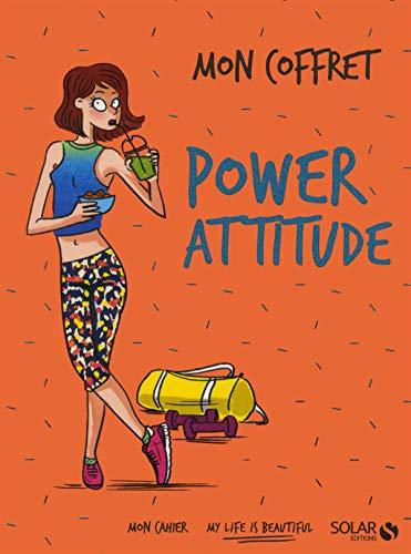 Coffret Mon cahier Power attitude par Soasick DELANOË