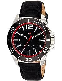 Tommy Hilfiger Analog Black Dial Men's Watch - TH1791284J