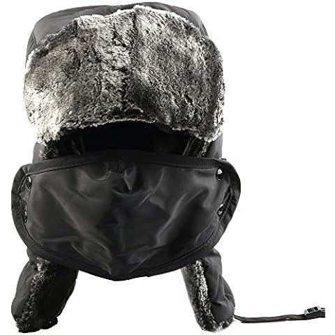 Cappello aviatore Passamontagna sci invernale di Sport all'Aria Aperta