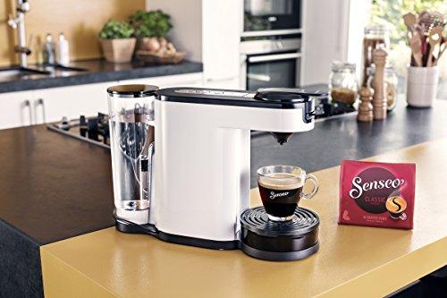 Senseo HD7892/00 Switch 2-in-1 Kaffeemaschine für Filter und Pads,Weiß - 5