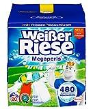 Weißer Riese Universal Megaperls, 5er Pack (5 x 20 Waschladungen)