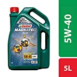 Castrol MAGNATEC SUV 5W-40 Full Synthetic Engine Oil for Petrol, CNG and Diesel