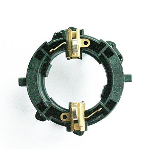 Preisvergleich Produktbild Bürstenbrücke Kohlebürsten Kohlestifte mit Halter Halterung für Makita Bohrhammer Bohrmaschine HR 2470 , HR 2470 F , HR 2470 FT HR2470