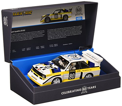 Scalextric C3828A 60th Anniversary Collection - Audi