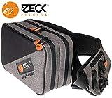 Zeck Sling Bag 5000 + 2 x Tackle Box WP M - Kunstködertasche für Wobbler & Gummifische,...