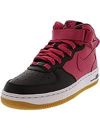 Nike Girls  Air Force 1 Mid (Gs) Basketball Shoes Black a561e42e6