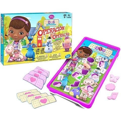 Hasbro Gaming - Operación Doctora Juguetes (A5879175)
