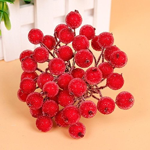 starworld-christmas-artificial-fruit-berry-holly-flower-pick-for-diy-head-floral-home-wedding-party-