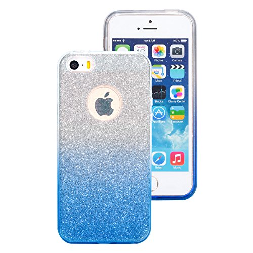custodia silicone iphone se