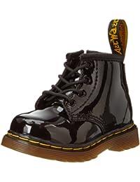 Dr. Martens Everley, Chaussures de ville mixte enfant - Noir (Black), 32 EU (13 UK)