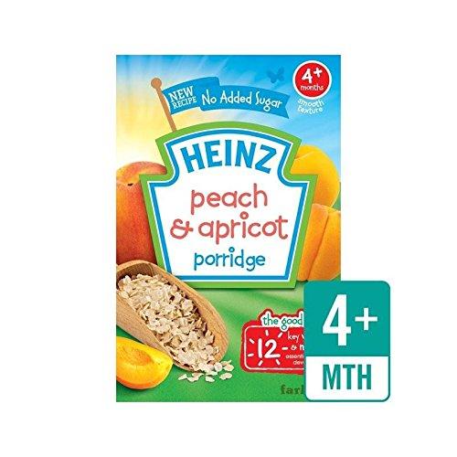 Heinz Petit-Déjeuner De Pêche Et D'Abricot Céréales 4 Mths + 125G