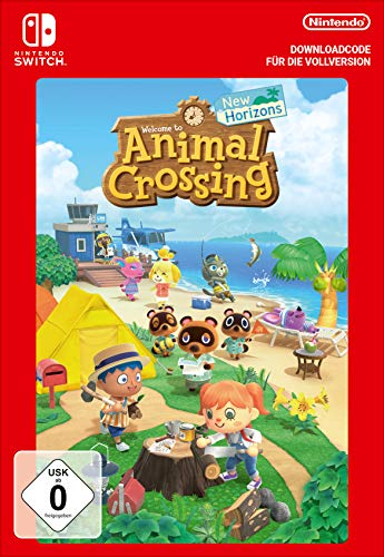 Animal Crossing: New Horizons Standard [Preload] | Nintendo Switch - Download Code