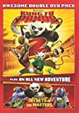 Kung Fu Panda 2 and Secrets of the Maste...
